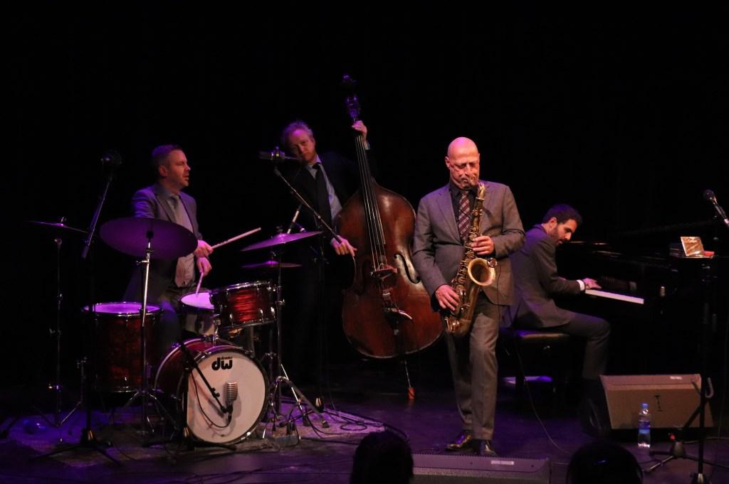 Ben van den Dungen Quartet  © Persgroep
