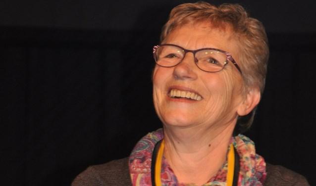 Silvia Willems werd Millenaar van het jaar in 2017. (foto: Cockie Kremers)