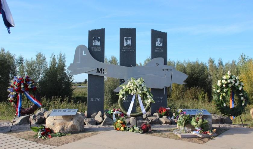 In september werd dit monument onthuld. De bedoeling is om er een jaarlijkse herendking te houden. (Foto: pr )