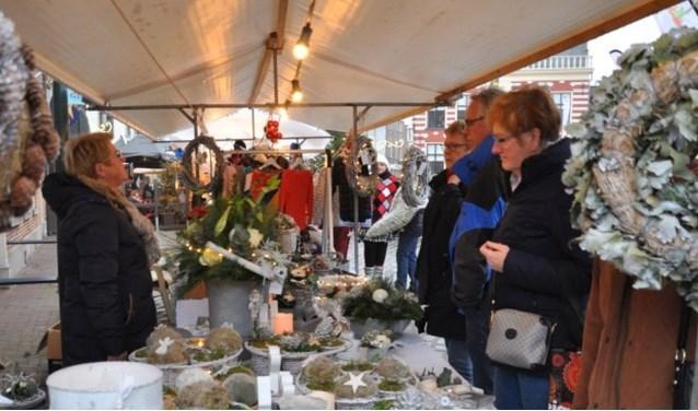 Standhouders zijn nog van harte welkom op de kerstmarkten in Hattem, Wapenveld en Heerde.