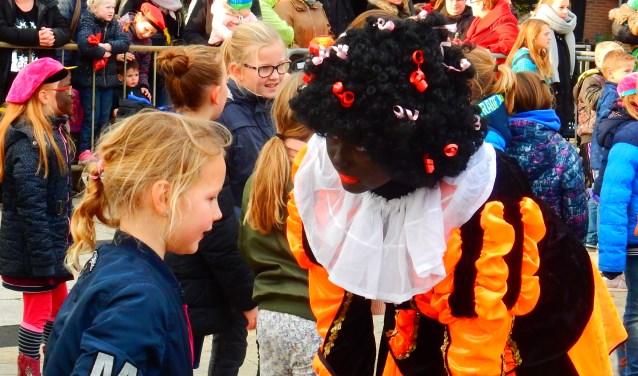Tijdens de koopzaterdag zijn er ook diverse activiteiten voor de jongste bezoekers. Foto: Jolien van Gaalen.
