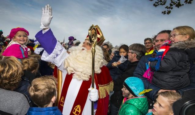 De Sint en zijn pieten komen weer naar Krimpen aan den IJssel. (Foto: Wijntjesfotografie.nl)