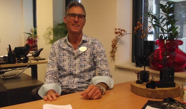 Henk Ermers, coördinator informele zorg regio Cuijk. (tekst en foto: Lidwien Buné en Josje Goos)