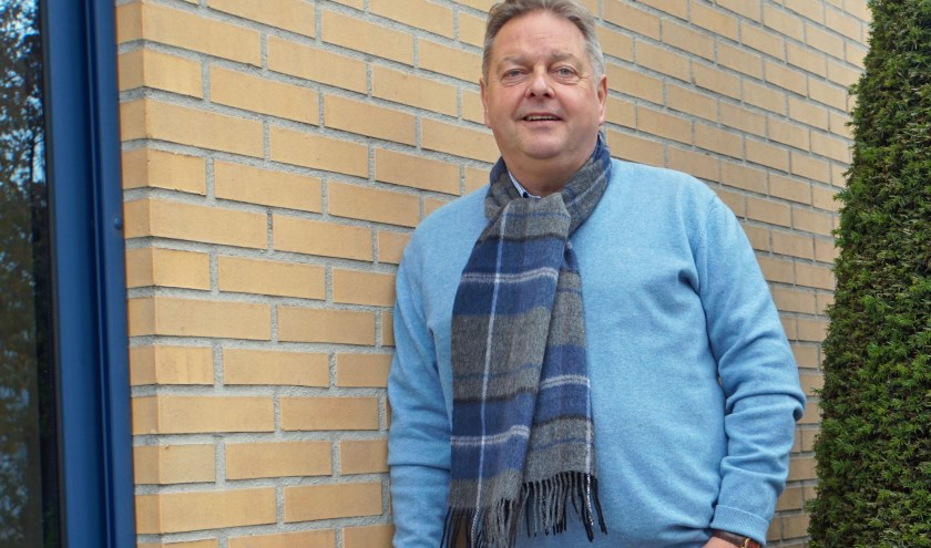 VVD-raadslid en directeur TEC 2000 Wim van Baal zoekt de samenwerking (Foto: Jan Woldberg)
