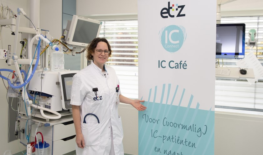Volgens internist-intensivist Anne Rutten lukthet de helft van de patiënten niet om binnen 1 jaar werk te hervatten. foto: Maria van der Heyden