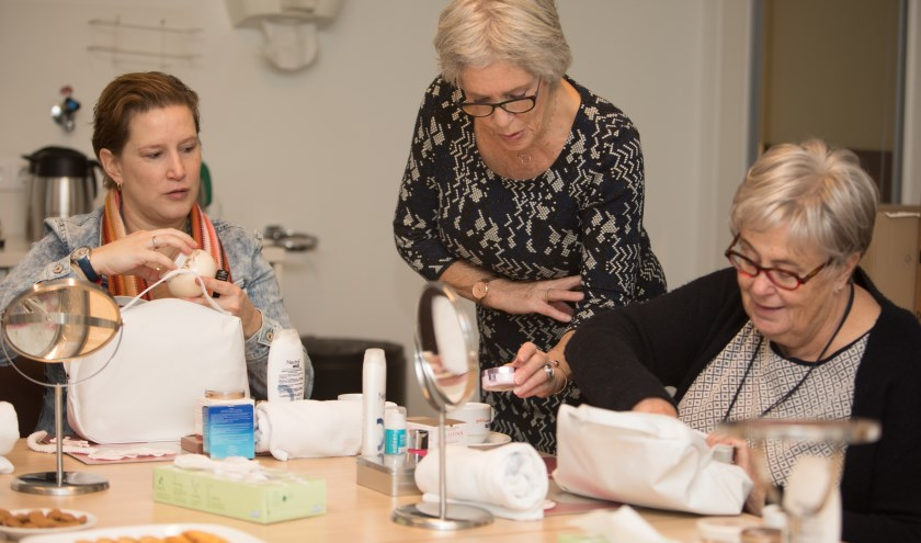 Workshop Look Good Feel Better in Gelre ziekenhuizen