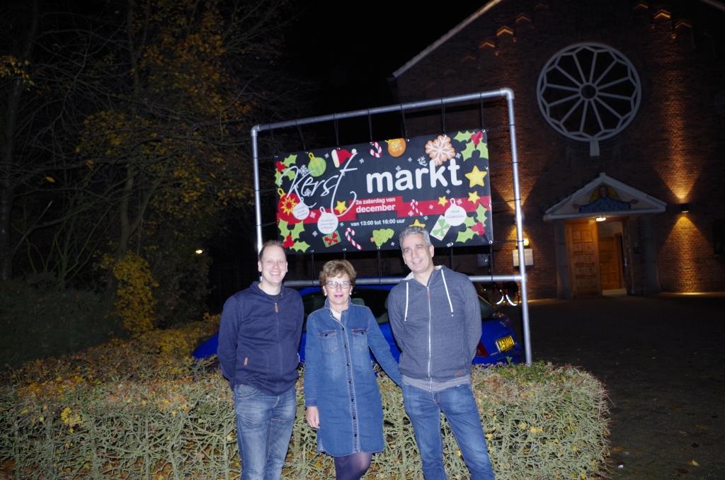 De Rijnpost Kerstmarkt In De Salvatorkerk