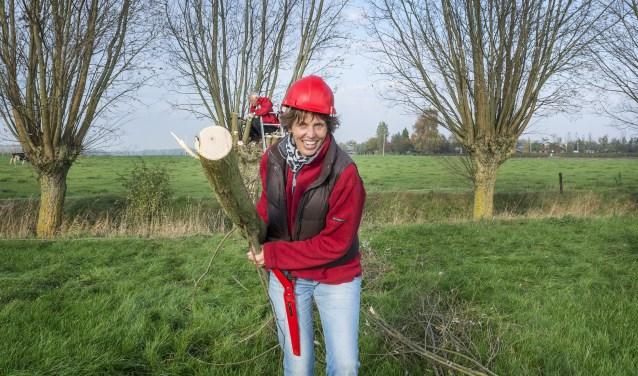 Steek de handen uit de mouwen in de natuur tijdens de Natuurwerkdag op zaterdag 3 november. Foto: Allard Willemse