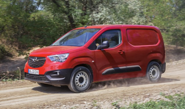 De nieuwe Opel Combo - International Van of the Year 2019