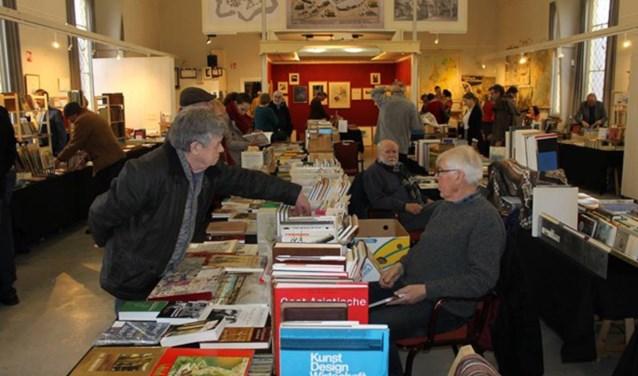 Boekenbeurs in de Koppelkerk