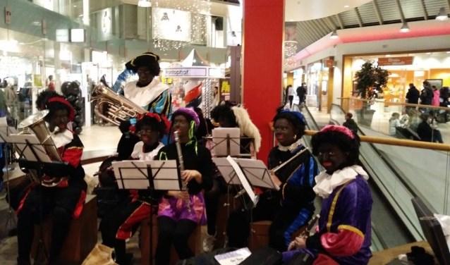 Pieten orkest Caecilia