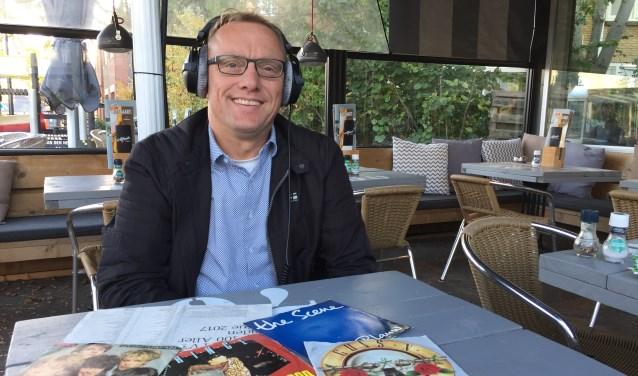 Gert-Jan Bergwerf presenteert opnieuw de Merweradio Top-100.