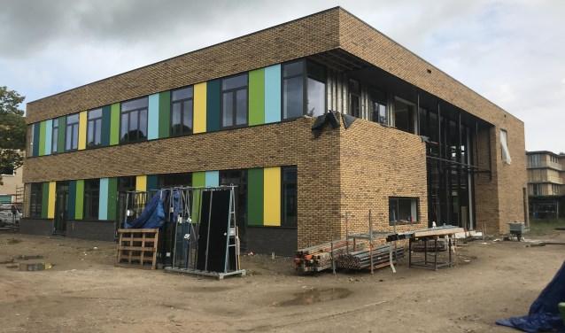 Nieuwbouw Kindcentrum WIJ.