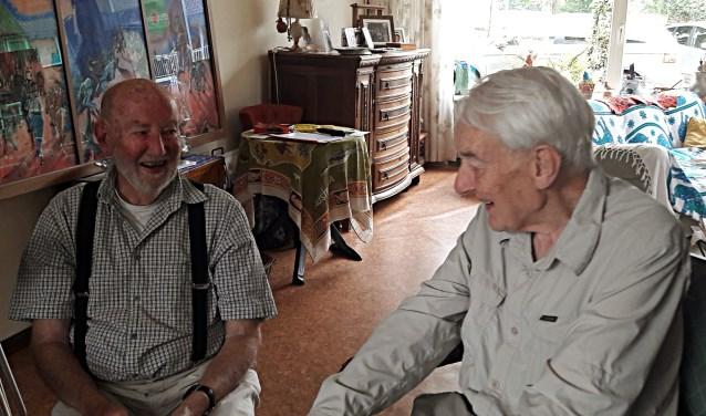 twee deventer huisgenoten in gesprek