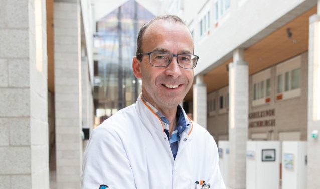 Neuroloog Henk Kerkhoff. (foto: pr)