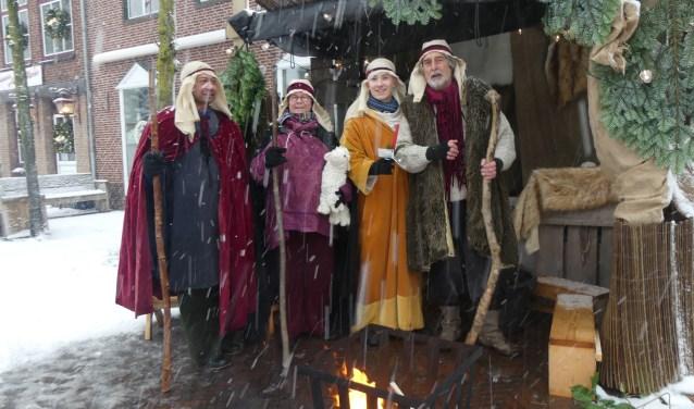 Gennep maakt zich weer op voor een kerstmarkt in hartje centrum, met een levende kerststal.