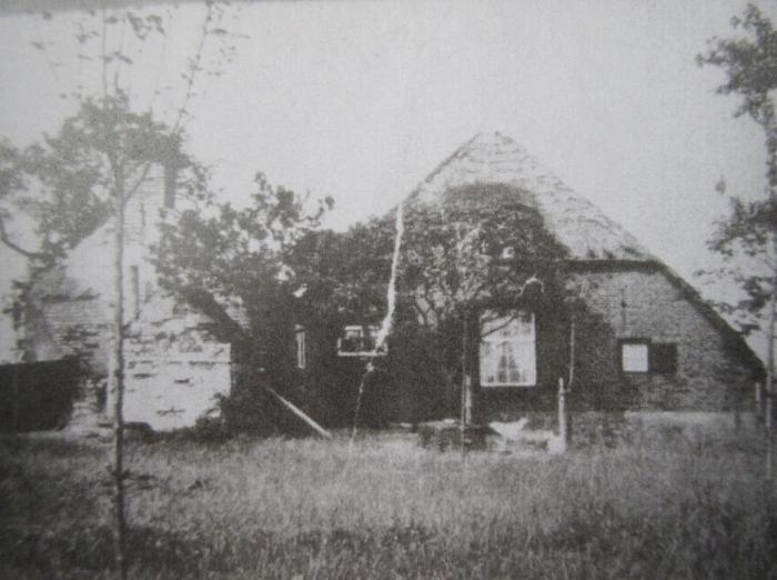Boerderij De Kampies te Achterberg