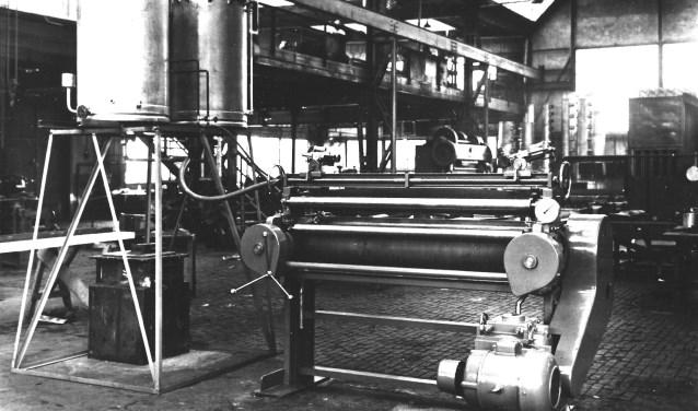 """Geert de Bruijn: """"Op de eerste plaats zoek ik foto's die te maken hebben met de machinefabriek"""""""
