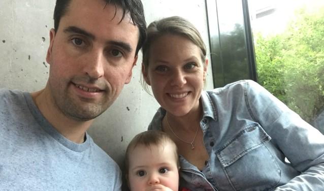 Pascal Martens vertrok vier jaar geleden naar Zürich. Toch komt hij nog elke twee tot drie maanden naar Zeeland, zeker sinds hij voor het eerst vader is geworden. FOTO: Archief Pascal Martens