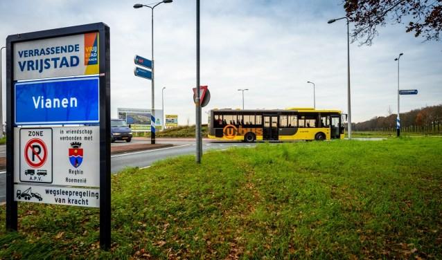Een nieuwe gemeente? Dan ook meteen een nieuw-noodzakelijk-vervoersplan voor de regio. Bron: U-OV.