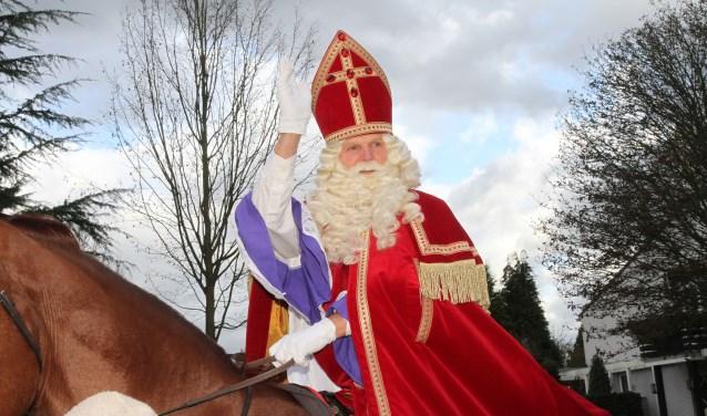 Er wacht Sinterklaas ook in Aalst weer een druk programma.