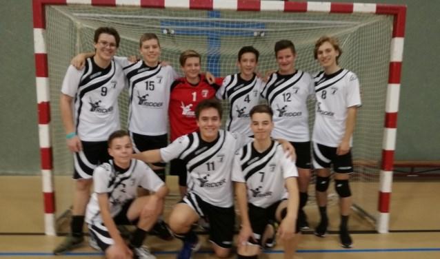 Jongens C Handbalvereniging Harderwijk