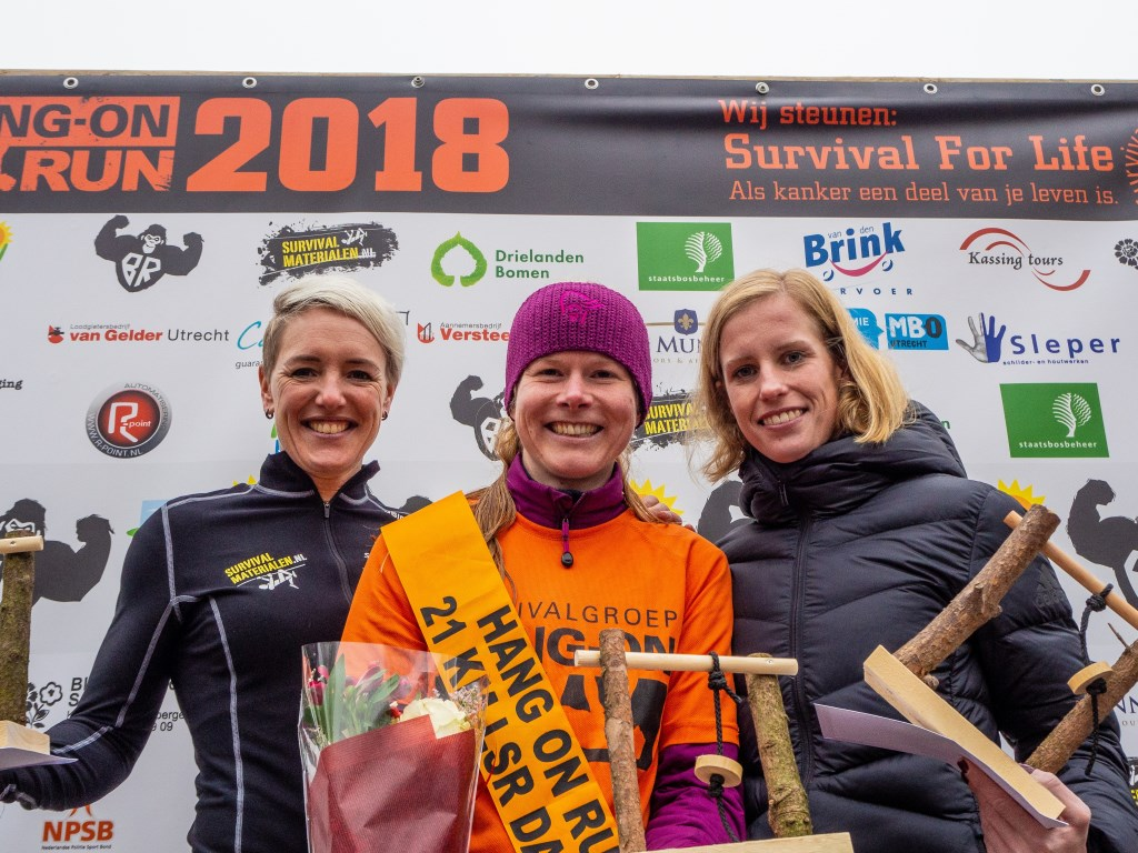 Florence van Helten wint topklasse 21 km Foto: Sanne Mallant © Persgroep