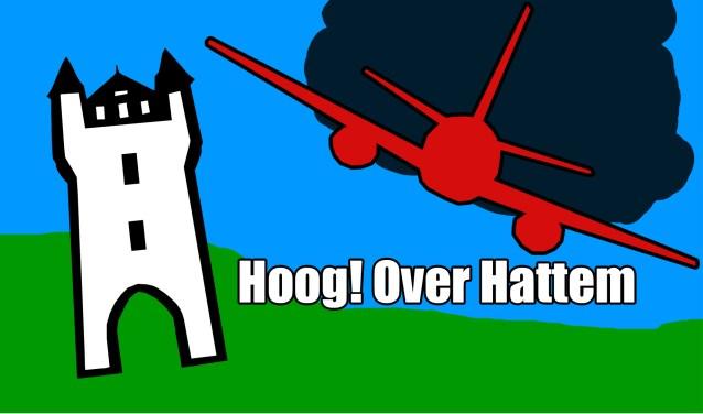 Hoog! Over Hattem is nu een stichting en zoekt donateurs om de acties te kunnen bekostigen.