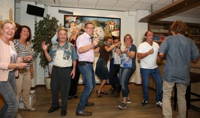 Dansen in de Pracht met de sfeer van toen. Foto: Theo van Sambeek.