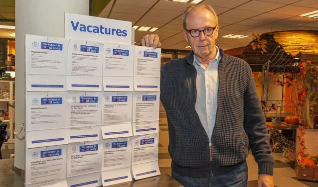 Martin van Dijk is alweer 3,5 jaar als vrijwilliger werkzaam bij de Blije Borgh. (FOTO: Cees van Meerten FotoExpressie)