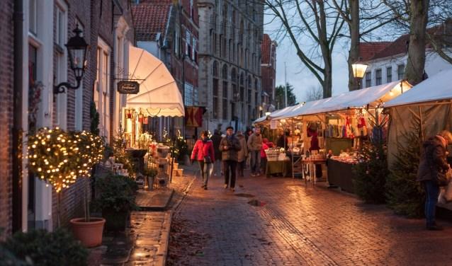 Ultiem Kerstgevoel Op De Kerstmarkt In Veere De Faam Nl