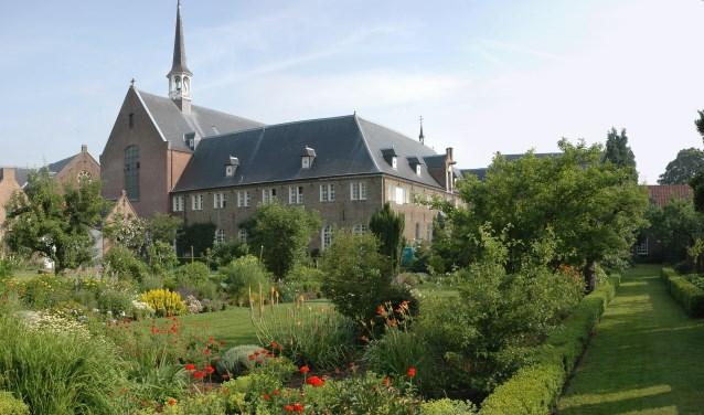 De Hof van Lof en het minderbroedersklooster, een voorbeeld van erfgoed in de gemeente Oss.