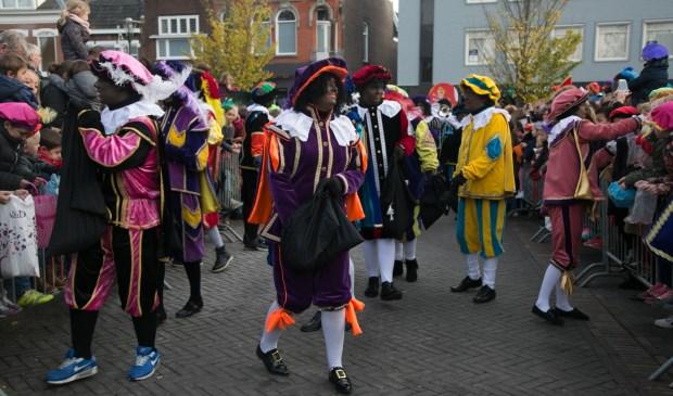 Piet blijft gewoon zwart in Veenendaal, al gaat de burgemeester nog wel op verzoek van de partij DENK, met de organisatie praten. (Foto: archief)