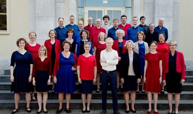 Het Strijps Kamerkoor streeft naar een bezetting van acht sopranen, acht alten, zes tenoren en zes bassen.