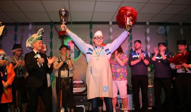 Daniel Schmitz wint het Achterhoeks Buutkampioenschap