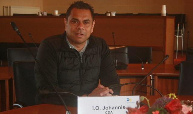 Ismaël Johannis (CDA Winterswijk)