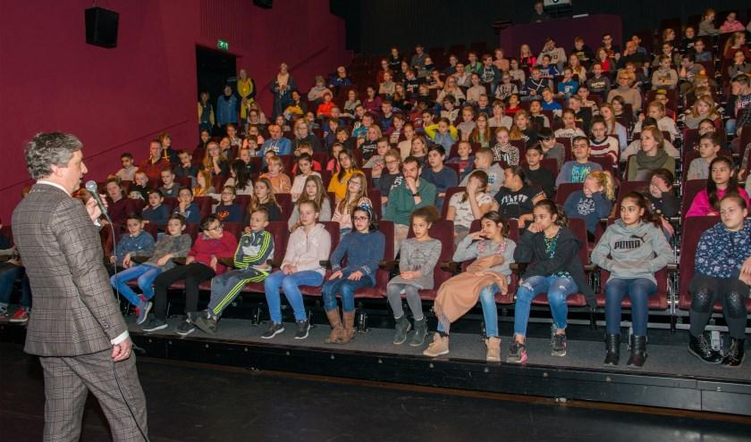 Soroptimist Filmfestival voor Kinderen 2018.