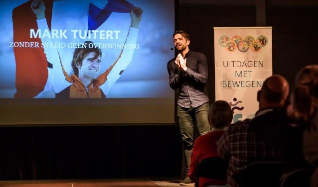 Mark Tuitert deelde zijn visie over de toekomst van de sportwereld en zijn sportondernemerschap.