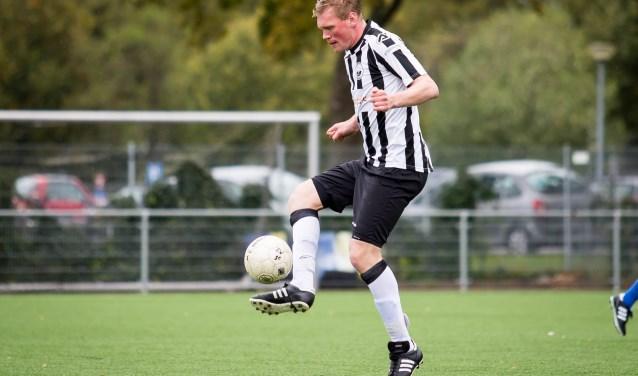 Doelpuntenmaker Michael Roelofsen. Foto: Wim Balke