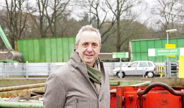"""In de motivatie van onze inwoners om afval te scheiden zit het succes,"""" aldus Waaldijk. FOTO: Ellis Plokker"""