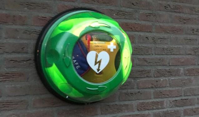 2e AED in IJzendoorn