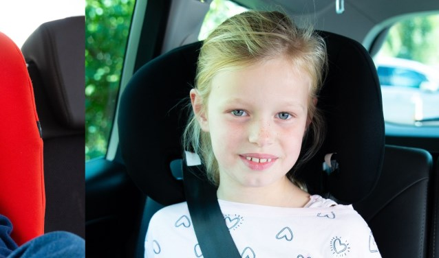 Ouders kunnen met een paar tips de veiligheid van kinderen in de auto al flink verbeteren. FOTO: Veiligheid.nl