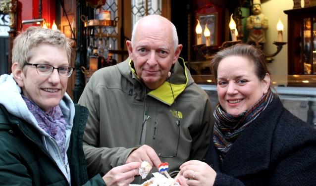 Hetty Heijne, Eric Lucassen en Quirine van Mourik nemen afscheid van hun lezers.