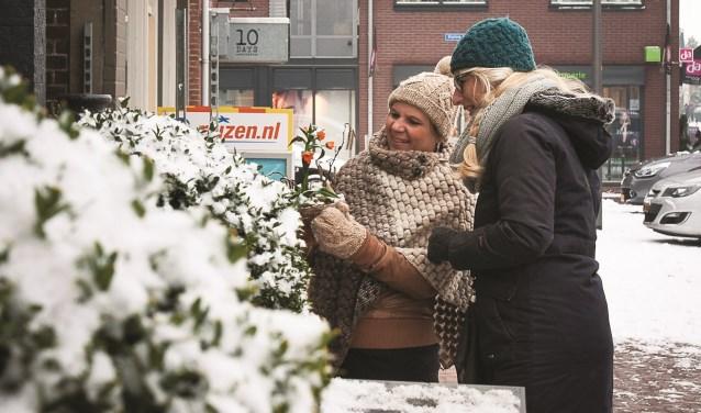 Genieten van kerstsferen tijdens de Kerstkoopzondag op 16 december in Elst