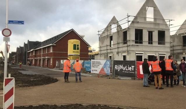 Rijnvliet krijgt meer dan duizend woningen