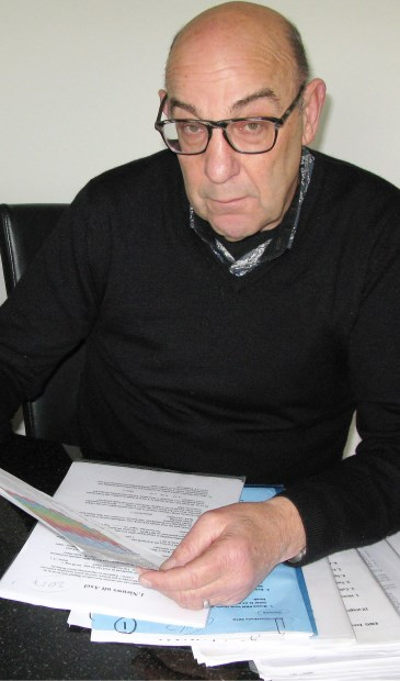 Jan van den Broeke is één van de presentatoren.