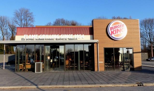 Burger King geopend. Foto: Roel van Deursen