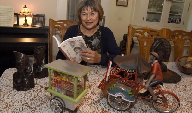 Noor de Ruyter de Wildt schreef de autobiografie Anak Beruntung als eerbetoon aan haar vader die ze nooit gekend heeft