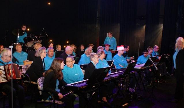 De Rolantino's tijdens de repetitie.