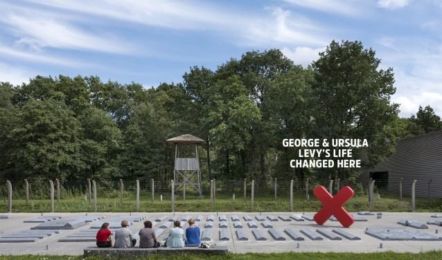 Kamp Vught is één van de plekken in Brabant waar levens veranderden.
